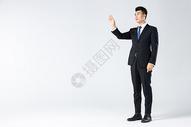 商务男士科技点击500894254图片