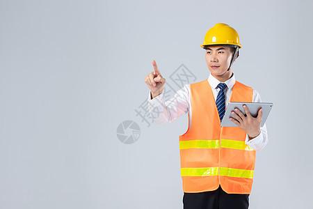 年轻工程师科技点击图片