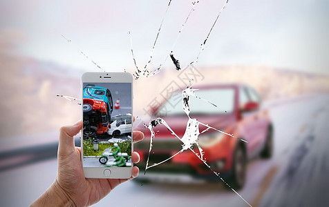 交通事故车祸图片