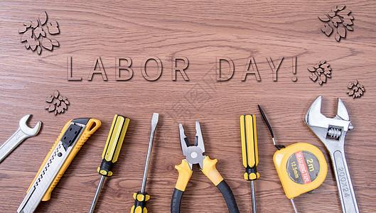 labor day图片