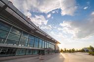 新疆博尔塔拉机场图片