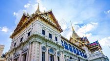 泰国曼谷大皇宫景点图片