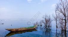 云南洱海自然风光图片