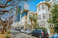 以色列特拉维夫街景500895530图片