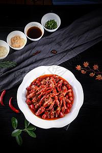 麻辣蒜蓉小龙虾图片