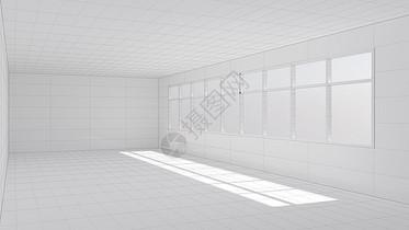 空间半成品场景图片