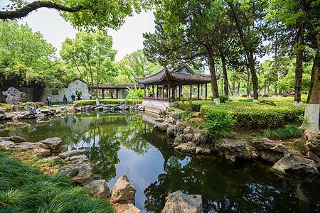 中式江南园林图片