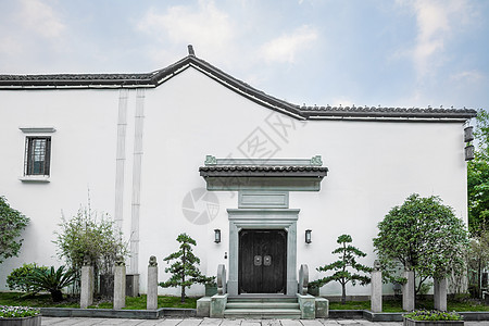 现代中式风格建筑图片
