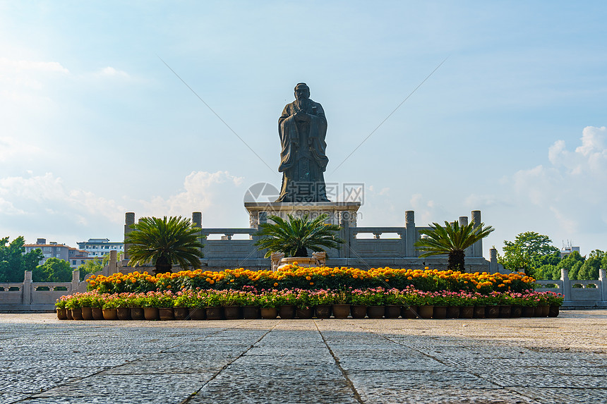 云南建水孔庙图片