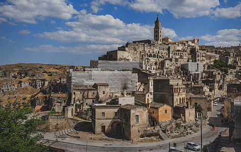 著名的意大利前年石头城图片