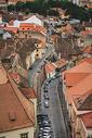 欧洲城市建筑风光图片