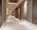 日式风格走廊效果图图片