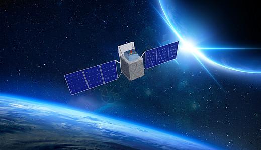 科技卫星高清图片