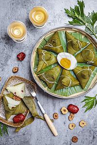 端午节美味粽子图片
