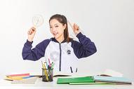 女高中生形象灵感点子概念图片