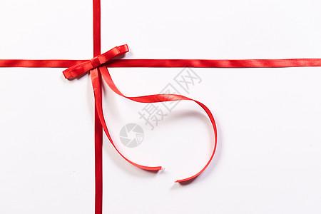 礼盒的蝴蝶结图片
