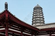 陕西法门寺图片