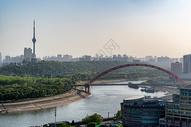 武汉南岸嘴风光图片