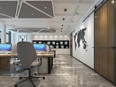 办公场所设计图片