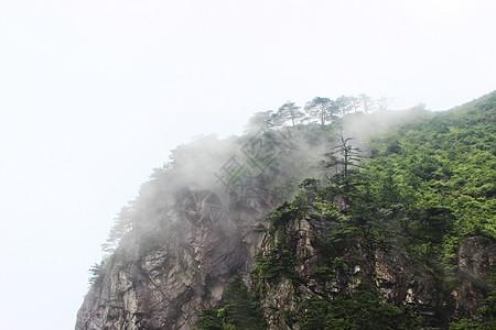 江西萍乡武功山景区云海图片