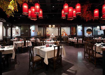 中式风格餐厅图片