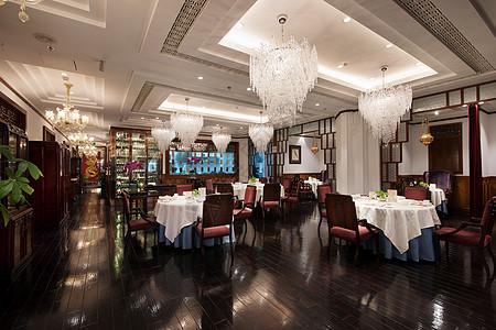 高级餐厅图片