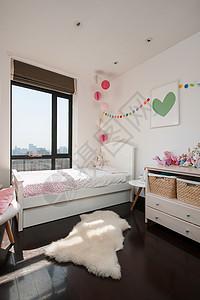 儿童卧室装修图片
