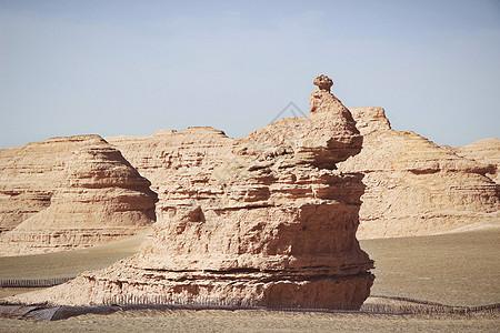 甘肃敦煌雅丹国家地质公园孔雀石图片