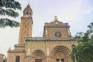 菲律宾马尼拉大教堂图片