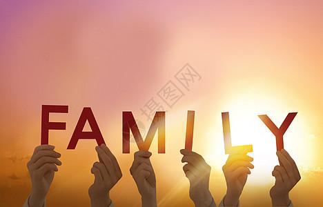 家庭场景图片