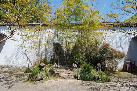 上海松江古典园林醉白池图片