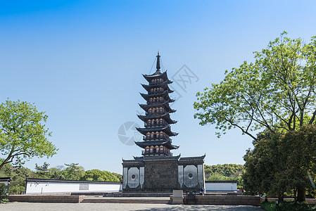 上海松江古典园林方塔园图片