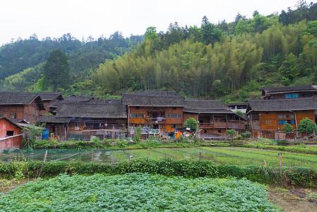 贵州黔东南剑河县苗族村寨图片