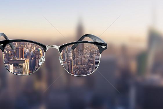 保护视力爱眼日图片
