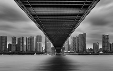鹦鹉洲大桥图片