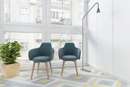 现代休闲空间设计图片