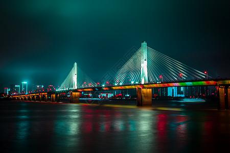 迷幻大桥图片