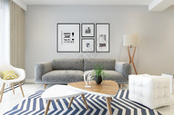 现代家居空间场景图片