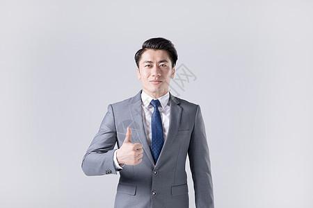 商务男性形象展示图片
