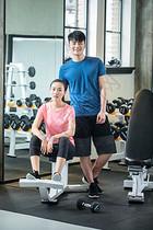运动健身交流图片