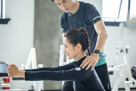 运动健身指导图片