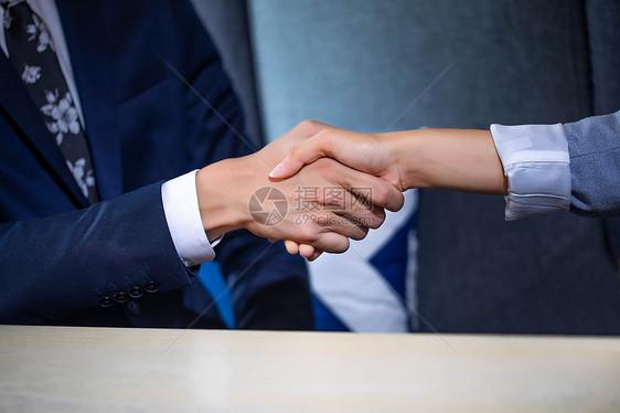 商务团队合作图片