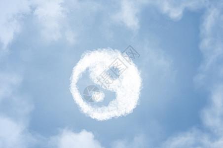 太极云图片