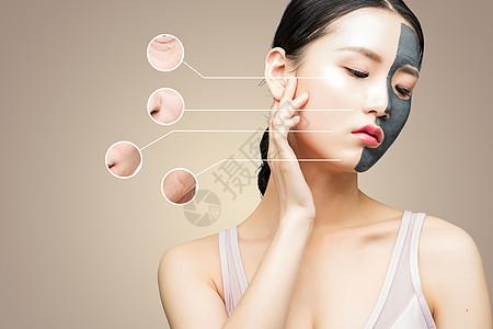 护肤防衰老图片