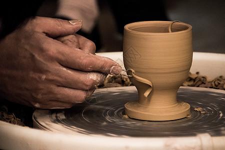传统制陶手艺图片