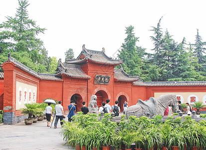 河南洛阳白马寺图片
