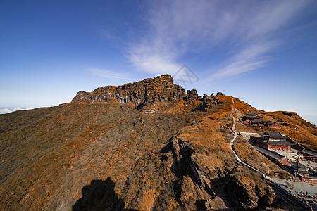 贵州梵净山图片