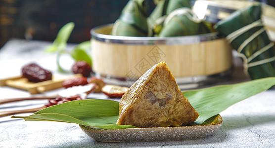 端午节肉粽图片