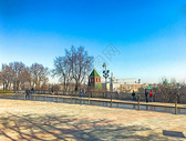 莫斯科街景图片