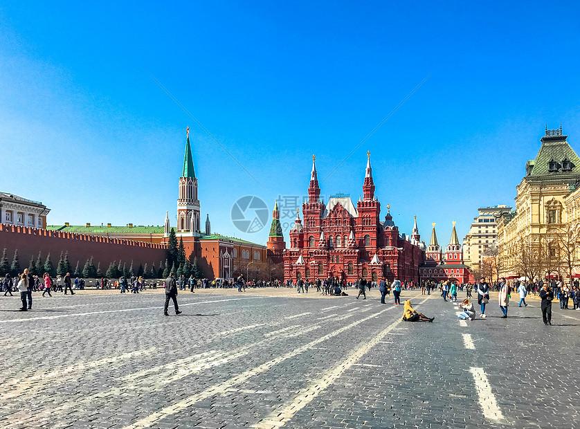 莫斯科红场图片